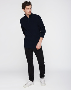 Strick Troyer navy - recolution