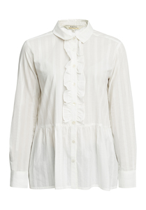 Prudence Frill Shirt - People Tree