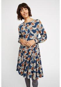 Annette Floral Dress - People Tree