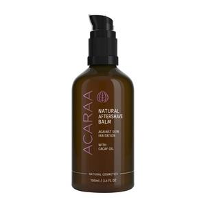 After Shave Balsam für Frauen gegen Rasurbrand und eingewachsene Haare - ACARAA Naturkosmetik