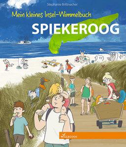 Papp Bilderbuch Spiekeroog - Willegoos Verlag