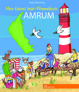 Kinderbuch Amrum ab 2 Jahren - Willegoos Verlag