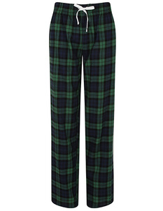 Tiny Women`s Tartan Lounge Pants - University of Soul