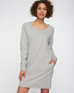 Kleid #POCKET grau - recolution