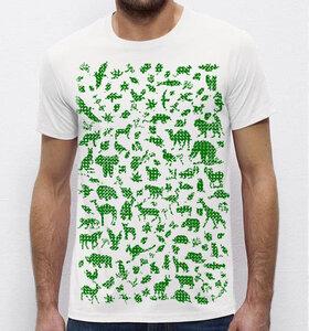 Into the nature / Tiere & Pflanzen / T-Shirt für Männer  - Picopoc