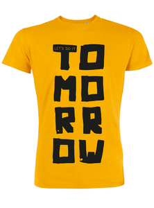 Let's do it tomorrow - Bio & Fairtrade T-Shirt Herren - What about Tee