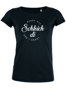 Schleich di. - T-Shirt Damen - What about Tee