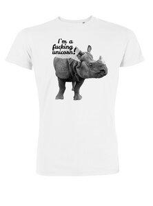I'm a fucking unicorn - Bio & Fairtrade T-Shirt Herren - What about Tee