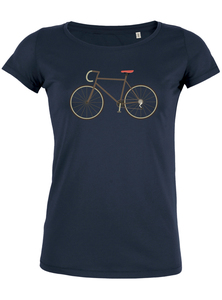 Fahrrad - T-Shirt Damen - What about Tee