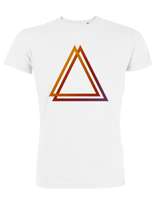 Triangles - Bio & Fairtrade T-Shirt Herren - What about Tee