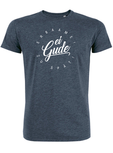 ei Gude - Bio & Fairtrade T-Shirt Herren - What about Tee