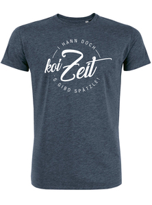 koi Zeit - Bio & Fairtrade T-Shirt Herren - What about Tee