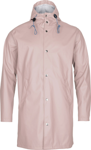 Regenjacke - Long Rain Jacket - Pale Mauve - KnowledgeCotton Apparel