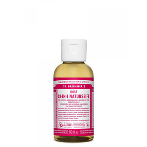 18-IN-1 Naturseife Rose - Dr. Bronner's
