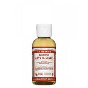 18-IN-1 Naturseife Eukalyptus - Dr. Bronner's