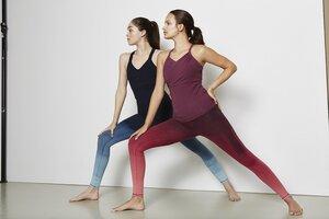 Yogahose - Tie-Dye Pants - Pregnant - Mandala