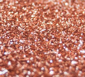 Kupfer - Biologisch abbaubarer Glitzer - Glitterkram
