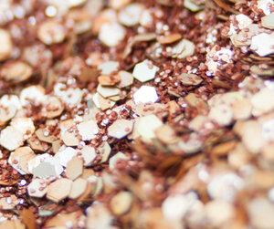 Marsstaub - Biologisch abbaubarer Glitzer - Glitterkram
