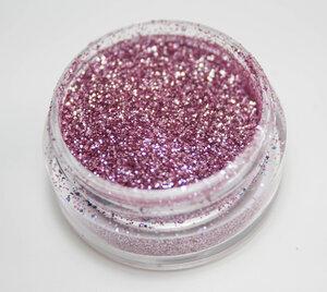 Pink - Biologisch abbaubarer Glitzer - Glitterkram