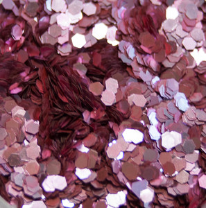 Rosa - Biologisch abbaubarer Glitzer - Glitterkram