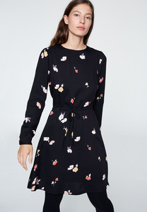 Kleid aus LENZING ECOVERO Derya Fall Flowers - ARMEDANGELS