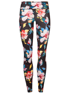 Yogahose - Fancy Legging - Flower garden - Mandala