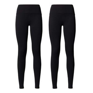 2er Pack Leggings Schwarz Bio & Fair // TT26 - THOKKTHOKK