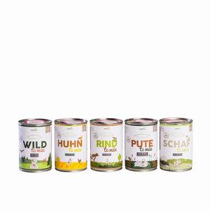 naftie Schnupperbox Pure Food - naftie
