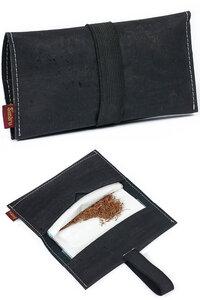 Tabaktasche / Drehertasche / Drehtabak Tasche aus Kork - Simaru