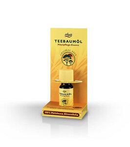 Teebaumöl 10 ml - alva naturkosmetik