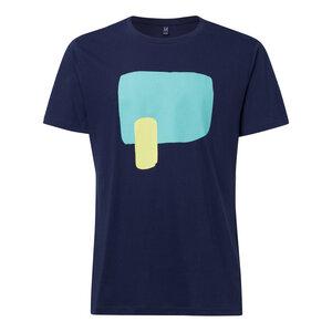 T-Shirt Dunkelblau Bio & Fair // TT02 Herren // Stones - THOKKTHOKK