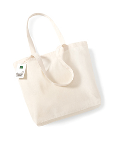 Baumwolltasche Shopper Westford Mill  Organic Cotton Shopper  - Westford Mill