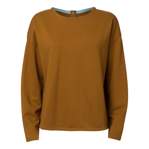 Sweatshirt Brass Bio & Fair // TT1035  Damen - THOKKTHOKK
