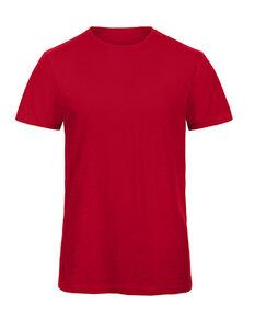 Inspire Plus Slub T-Shirt locker fallend Herren bis 3XL - B&C Collection