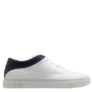 nat-2 Sleek Low white navy - nat-2