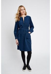 Cord Kleid - Amalia Corduroy Shirt Dress - People Tree