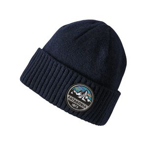 Brodeo Beanie - Navy Blue  - Patagonia