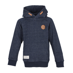 Denim Raglan Hooded Navy - Band of Rascals