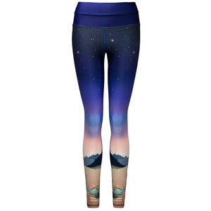 ESSENTIAL LEGGING - Desert Dream - nice to meet me