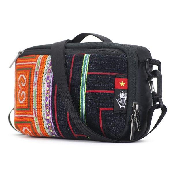 0868251807fc Ethnotek - Ethnotek Coyopa Mini Messenger Bag Vietnam 6