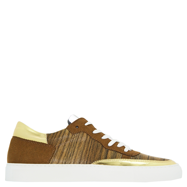 "vegane Sneaker aus Holz ""nat-2 Wood brown"" in braun"