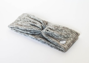 AMBER - 3in1 Stirnband - Cloudy Grey - dreisechzig