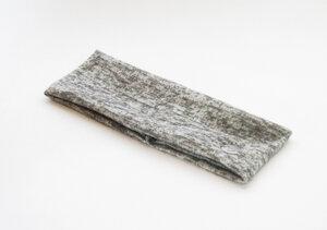 ROBIN - leichtes Stirnband - Cloudy Grey - dreisechzig