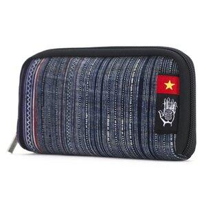 Ethnotek Chiburi Accordion Geldbörse Vietnam 5 - Ethnotek