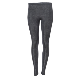 Leggings Wolle/Seide - anthrazit - People Wear Organic