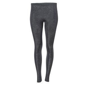 Wolle/Seide Leggings - anthrazit - People Wear Organic