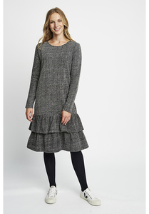 Lona Fleece Dress  - People Tree