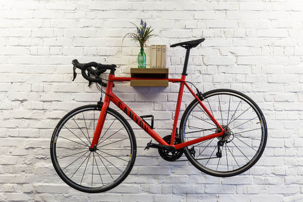 bicycledudes fahrrad wandhalterung johannes aus nachhaltigem holz avocadostore. Black Bedroom Furniture Sets. Home Design Ideas