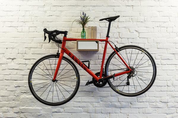 bicycledudes fahrrad wandhalterung jakob aus nachhaltigem holz avocadostore. Black Bedroom Furniture Sets. Home Design Ideas