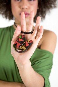 Halskette Ethno Love Dudu - KOKOworld